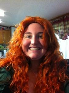 Brave wig