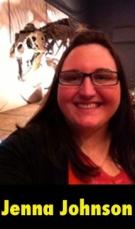 Jenna selfie