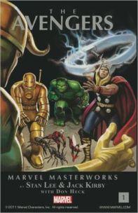 Avengers Masterworks