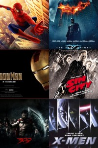 comic-book-movie-collage