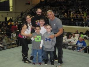 Travis Wrestling 5