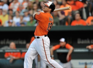 Chris Davis/Photo: Baltimore Sports Report