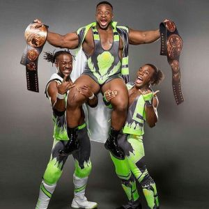 New Day Tag Champs