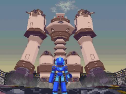 Mega Man Legends Boss2