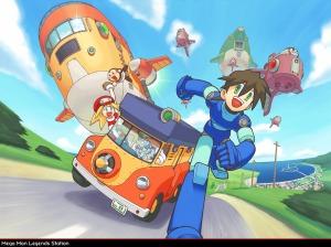 Mega Man Legends1