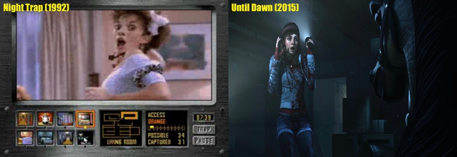 Night Trap Until Dawn (1)