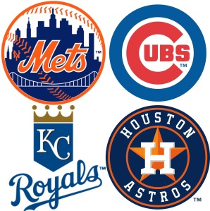 2015 MLB Playoff Teams (1)