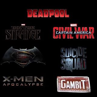 2016 Comic Book Movie