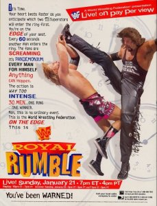 Royal Rumble 96