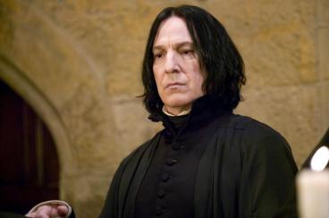 Severus Snape independent.co.uk