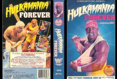 hulkmania forever